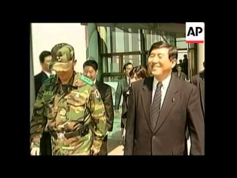 GWT: Defence Ministers meet over North Korea