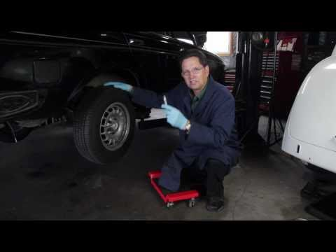 The Easy Way to Mount Mercedes Benz Wheels by Kent Bergsma