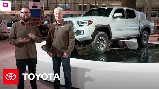 Toyota | Chicago Auto Show 2019 Live Walk Around