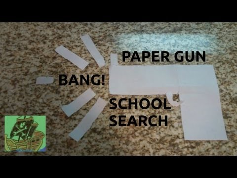 5th Grade Girl Ridiculed, Threatened W/ Arrest & Searched @ School Over Paper Gun!