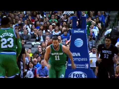 Dallas Mavericks Top 10 Plays of NBA 2015-16 Season