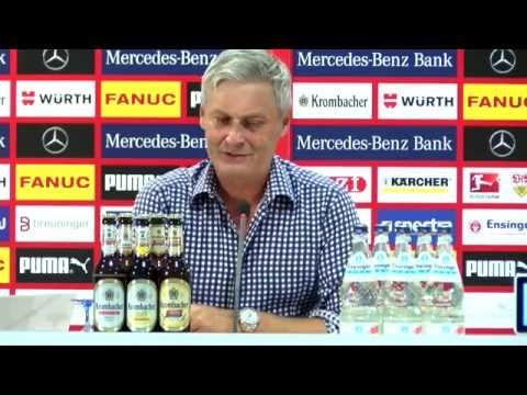 Armin Veh will seine Mannschaft