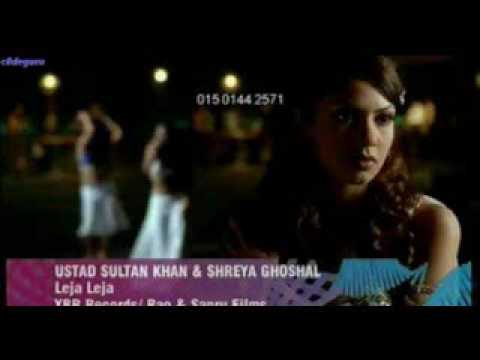 leja leja re... Shreya Ghoshal ft Ustad Sultan Khan