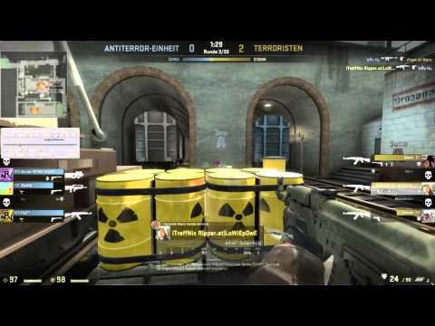 CS:GO - Luck Shoots on Train by Ripper.at   LoWiEpOwE
