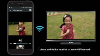 Cast and Play with the DivX Mobile App