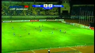 Persib VS CCM 3-3 Menpora Cup 2013 Full Time, Full Video 24/9/2013