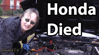 How To Fix a Honda That Died (Distributor Replacement)
