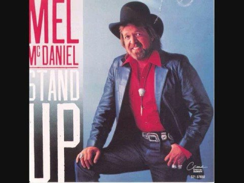 Mel McDaniel - Stand Up Video