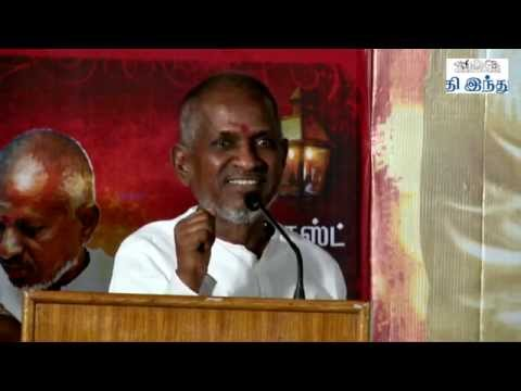 Ilayaraja Speak about composing for bad films | Tamil The Hindu
