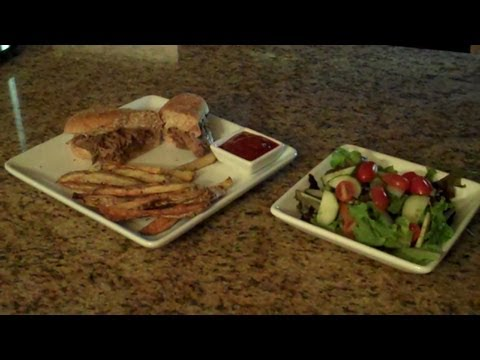 Slow Cooked Italian Beef - Lynn's Recipes