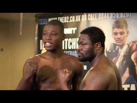 TOP PROSPECT ISAAC CHAMBERLAIN WEIGHS IN AHEAD OF PRO-DEBUT AGAINST MOSES MATOVU - VIDEO