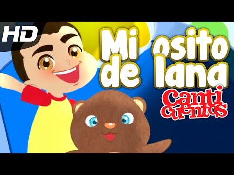 Canticuentos Osito De Lana Video Animado