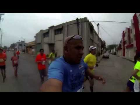 Mi Primer Medio Maraton Powerader Tampico Miramar 11 Mayo 2014