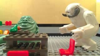 Lego Star Wars - Wampa!
