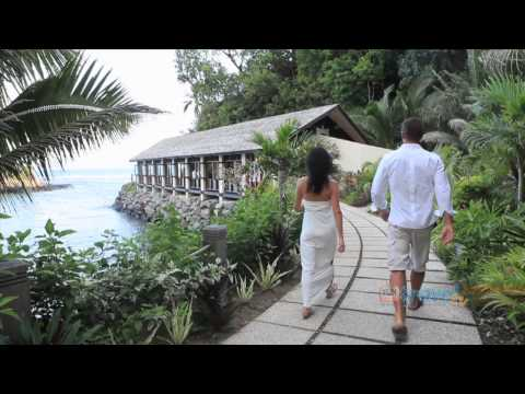 Seabreeze Resort, Holiday Accommodation Samoa 2013, Travel video guide