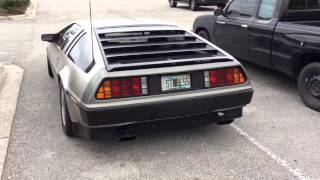 VIN 10663, the Island Twin Turbo Delorean!!