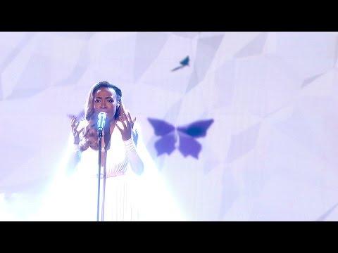 Sasha Simone Performs Say You Love Me - The Voice Uk 2015: The Live Semi-final - Bbc One video