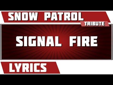 Snow Patrol - Signal Fire