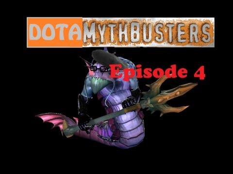 DOTA 2 Mythbusters - Episode 4