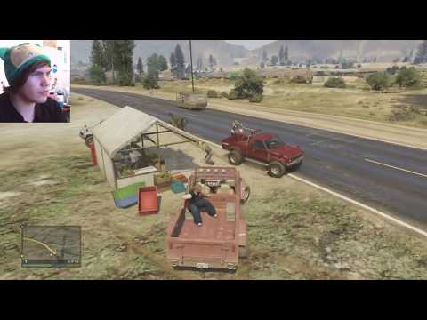 Gta 5 - Meet Trevor - (gta V Lets Play #8) video