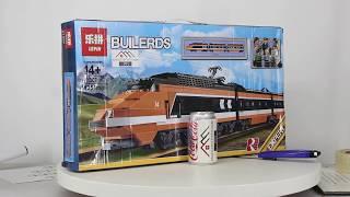Mở hộp Lepin 21007 Lego Creator 10233 Horizon Express giá sốc rẻ nhất