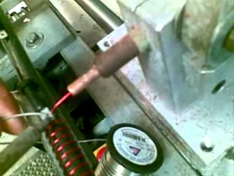 How a Bushcomm HF Multitap Antenna is Made by www.hfradiosales.com