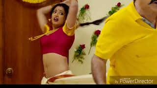Haripriya hot saree strip navel and bathing scenes