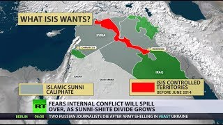 ISIS Shiver: Fears Iraq conflict to spill over as Sunni jihadists gain momentum