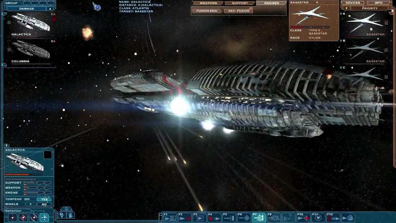 battlestar gala