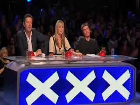 Abuelo Bailando Breakdance - Britain`s Got Talent Show 7