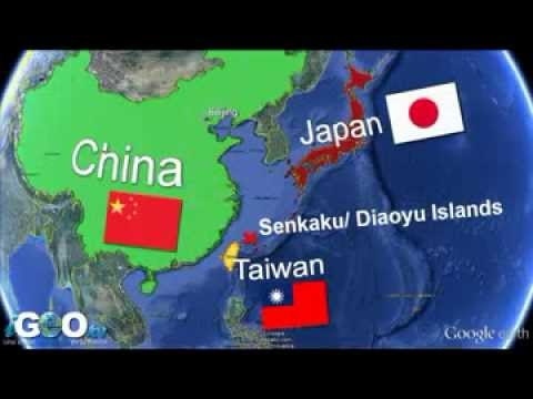 Senkaku Islands Dispute: Conflict  Between China and Japan, Who is Right? [igeoNews]