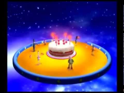 Luca Joyeux Anniversaire Happy Birthday Buon Compleanno عيد ميلاد سعي