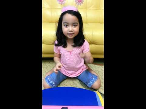 5yrs old malaysian girl doing gyiyomi-SHOMEL