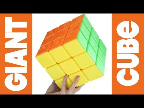World Record Stickerless Cube Unboxing!!!