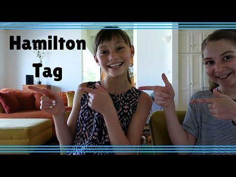 Hamilton Tag W/ Lauren Donzis | Avery Lola