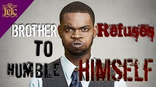 The Israelites: Brother Refuses to Humble Himself to the Word of God