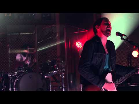 Silversun Pickups - The Pit [Rehearsal Video]