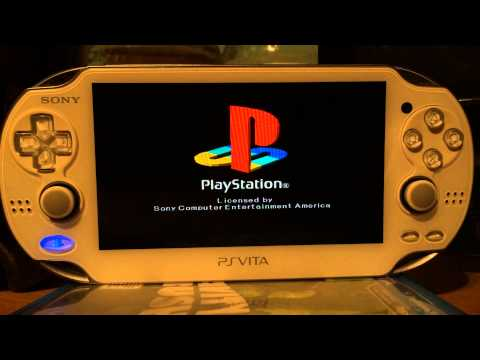 PS Vita: PS1 Loader - Have 100% perfect PS1 sound emulation!