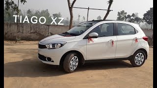 New Tata Tiago 2019 Hatchback CAR Comfort Stylish and Power