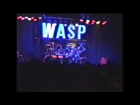WASP - I Wanna Be Somebody
