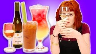 Irish People Taste Test Non-Alcoholic Alcohol (Beer, Cider, Cocktails, Wine)