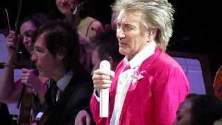 "ROD STEWART - ""The First Cut Is the Deepest"" (Montreal, 2013) HD"