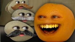 Annoying Orange - Mystery of the Mustachios