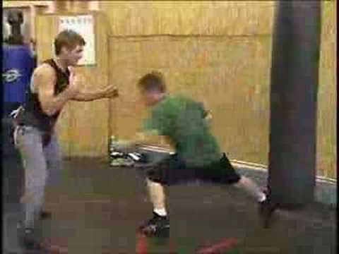 Savate French Foot Fighting Image 1