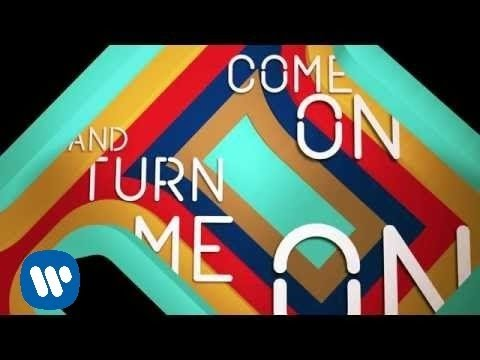 David Guetta - Turn Me On (lyric Video) Ft. Nicki Minaj video