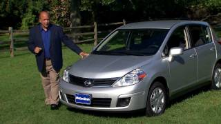 Road Test:  2012 Nissan Versa