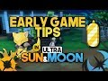 EARLY TIPS AND TRICKS FOR POKEMON ULTRA SUN AND ULTRA MOON!