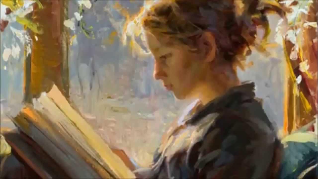 Beautiful Oil Paintings Of Women
