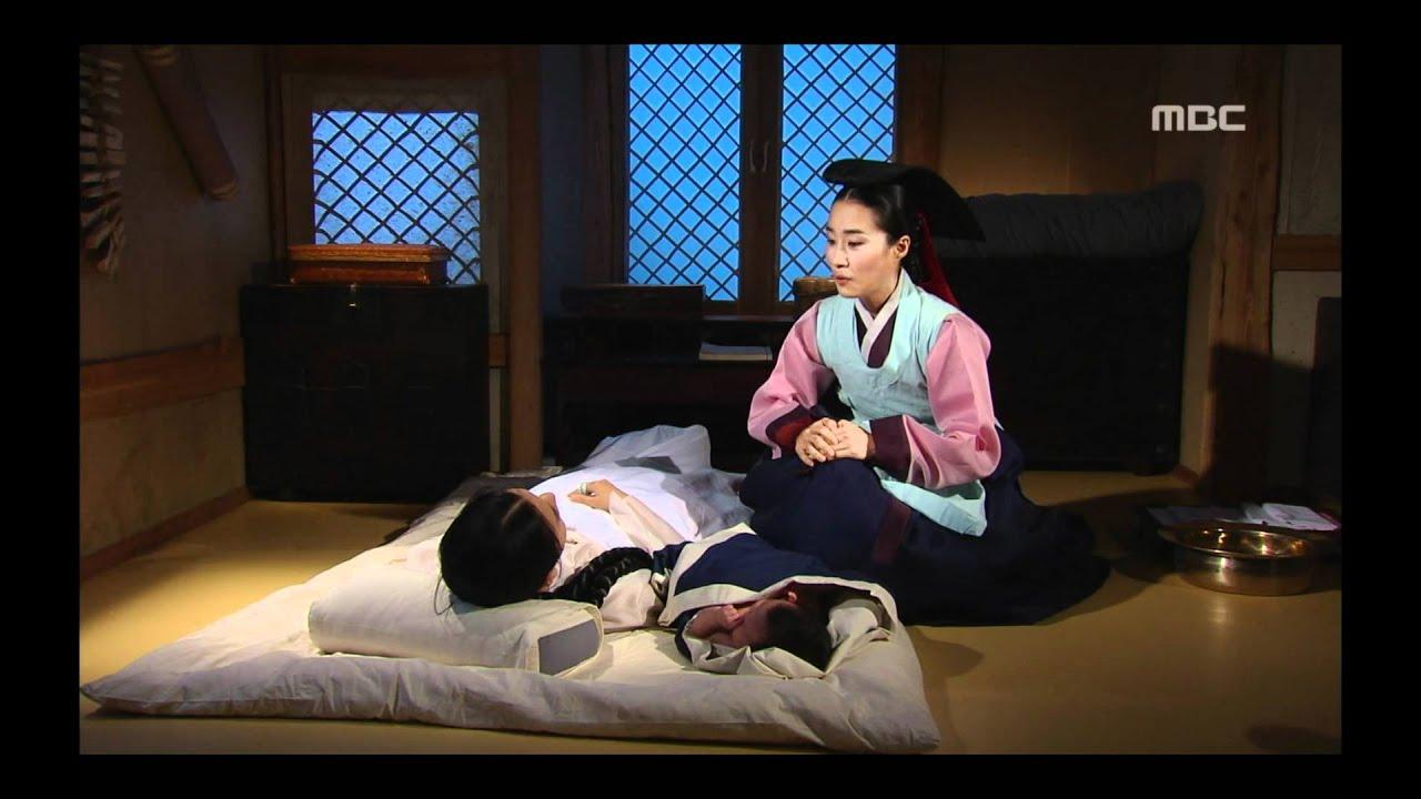 Dong yi Pregnant Dong yi 44회 Ep44 07