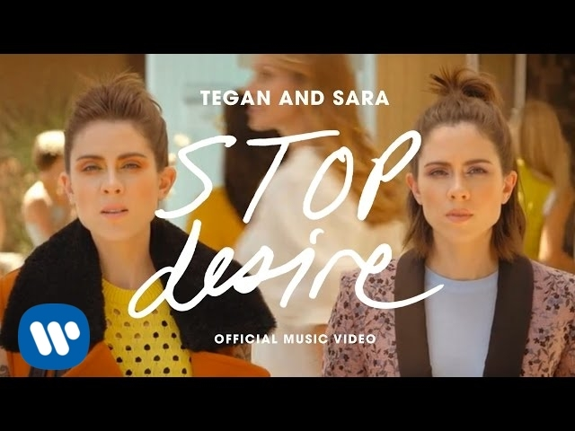 Tegan and saras session was their third performance at the current